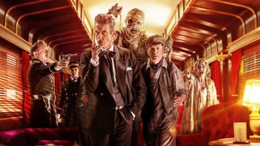 WHO008: Mummy on the Orient Express