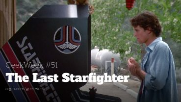 GWK051: Back to the Future, Spiderman and the Last Starfighter