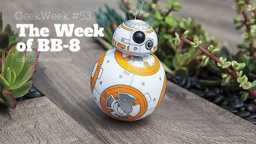 GWK053: Sphero's BB-8, Shiny Mountains and a Ex Machina Movie Review