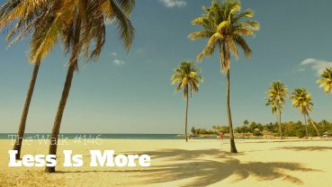 WLK146: Less is More