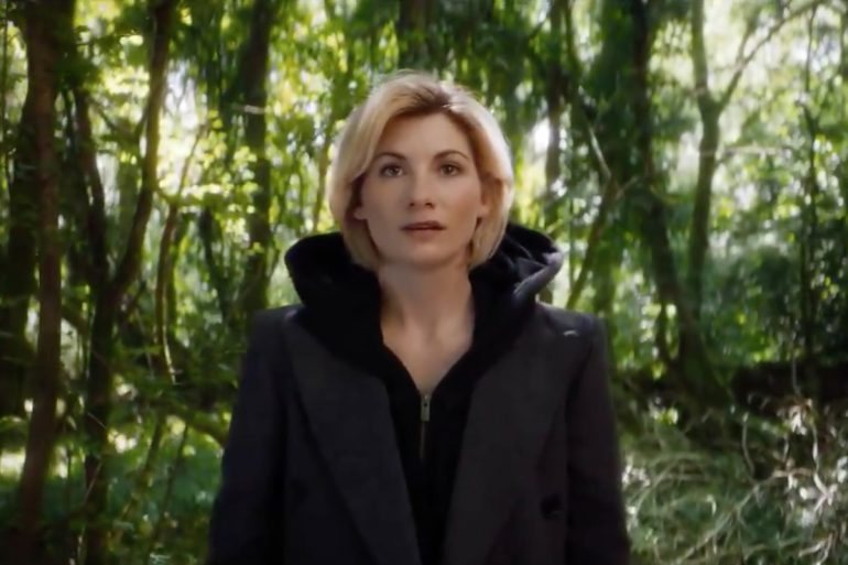 WHO035: The 13th Doctor