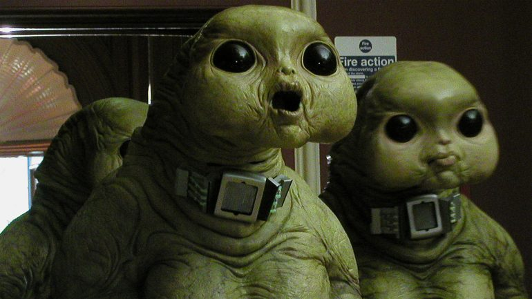 WHO045: The Slitheen