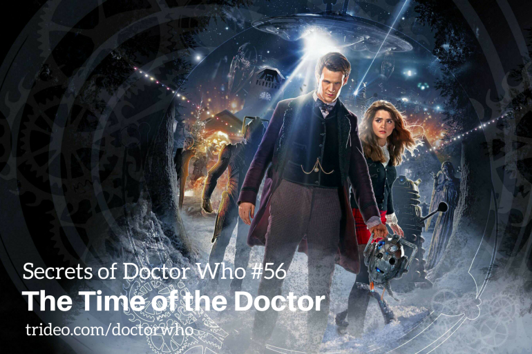 WHO056: The Time of the Doctor