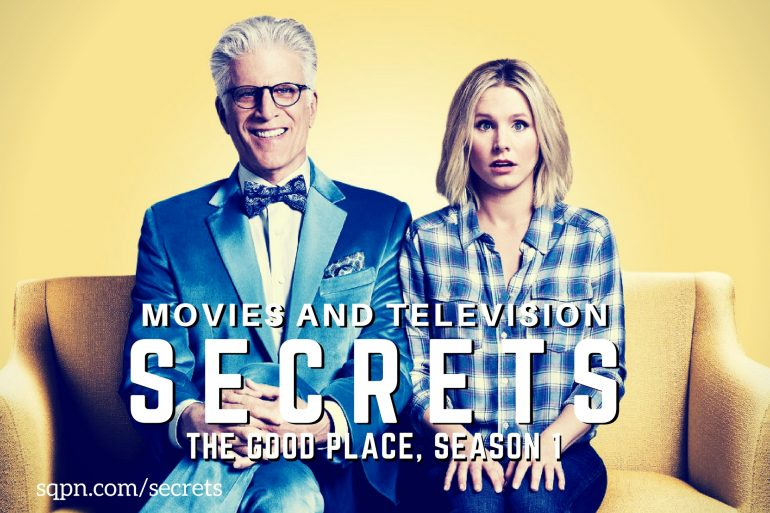 SCR012: The Secrets of The Good Place, Season 1