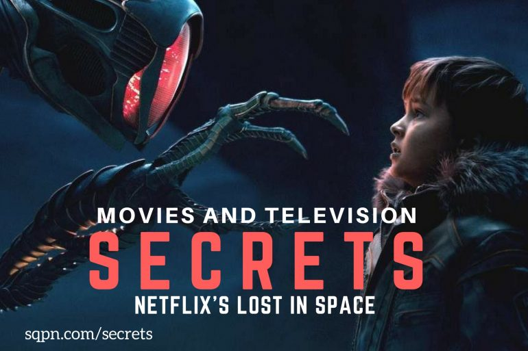 SCR014: The Secrets of Netflix's Lost in Space