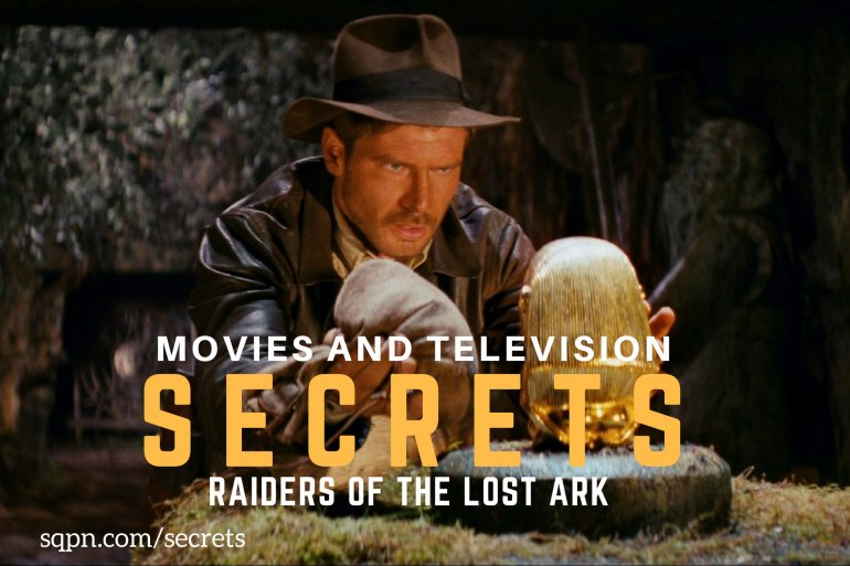 SCR015: Secrets of Raiders of the Lost Ark