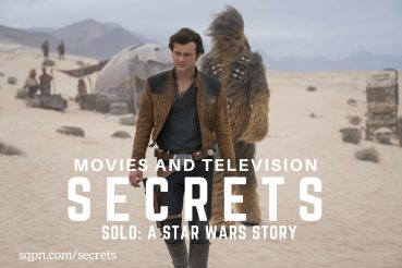 SCR016: Secrets of Solo A Star Wars Story