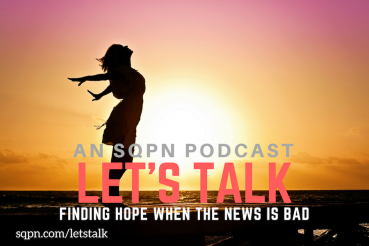 LTK011: Let's Talk Finding Hope When the News is Bad