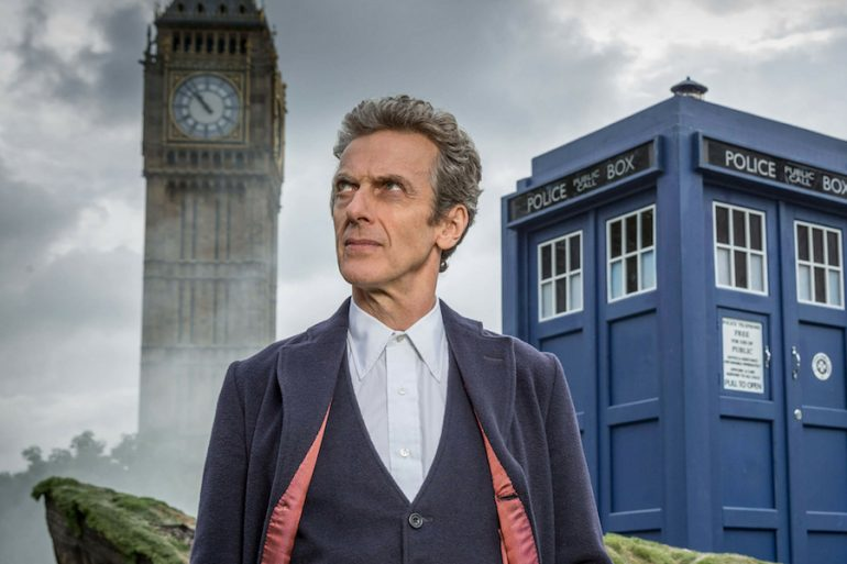 WHO090: Reviewing Peter Capaldi's Doctor
