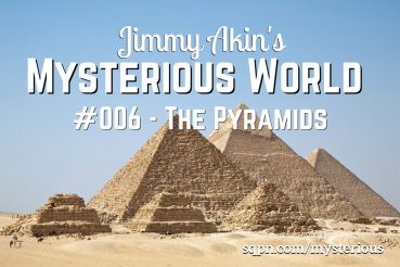 MYS006: The Pyramids of Egypt