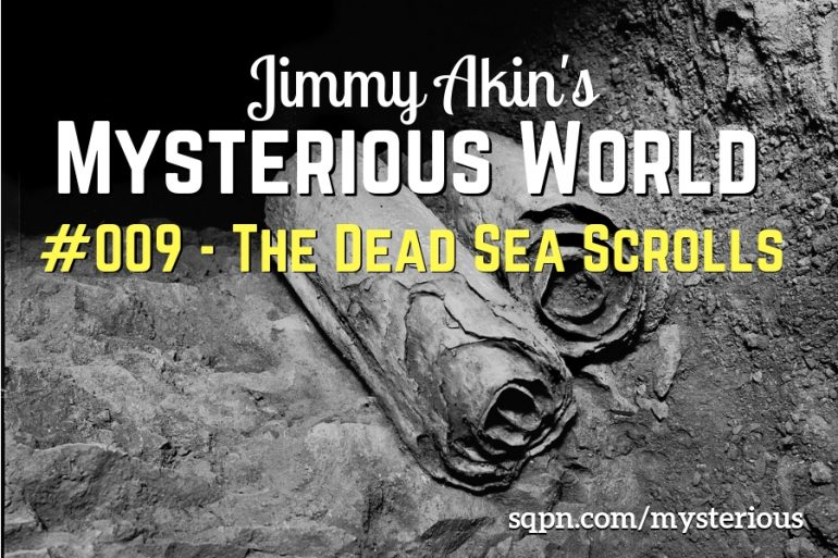 MYS009: The Dead Sea Scrolls Mystery