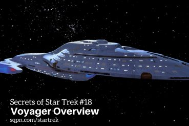SST018: An Overview of Star Trek: Voyager