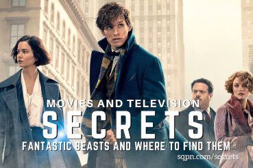 SCR025: The Secrets of Fantastic Beasts and Where to Find Them
