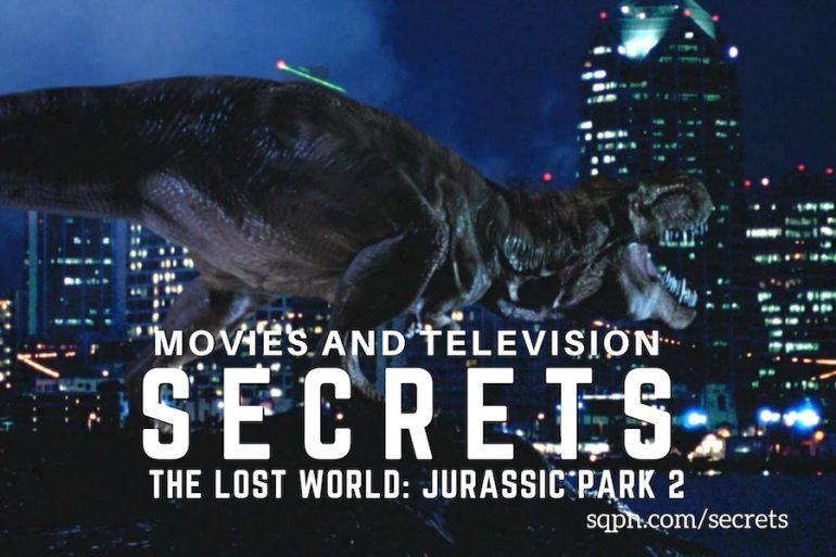 SCR026: The Secrets of The Lost World: Jurassic Park 2