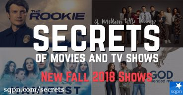 SCR028: Secrets of New Fall 2018 TV Shows