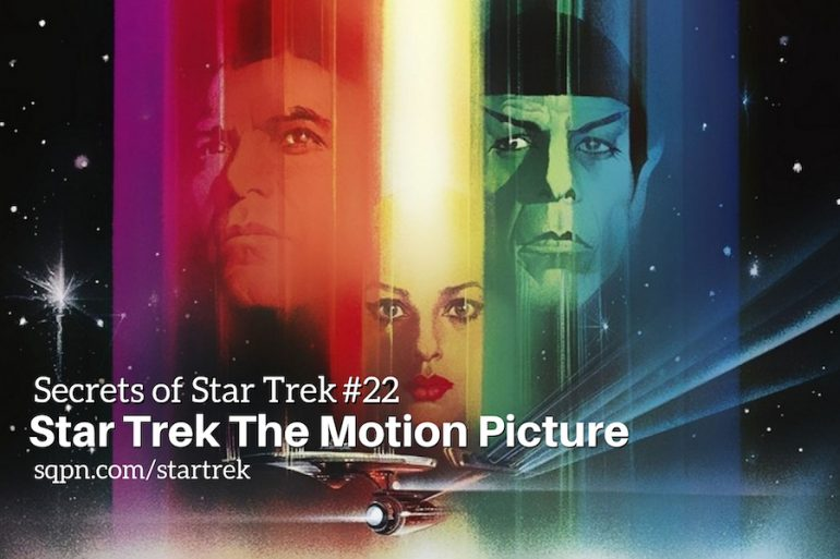 SST022: Star Trek The Motion Picture