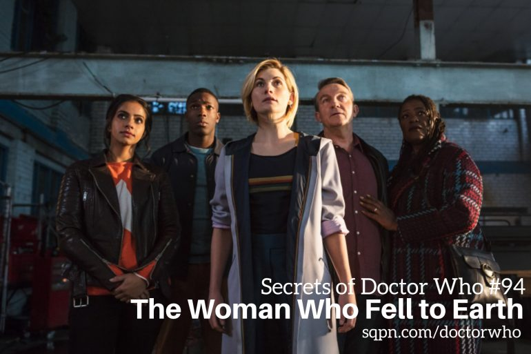 WHO094: The Woman Who Fell to Earth