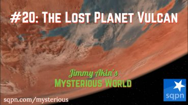 MYS020: The Lost Planet Vulcan
