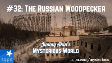 MYS032: The Mystery of the Russian Woodpecker