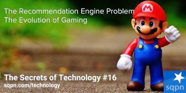 The Recommendation Engine Problem and The Evolution of Gaming