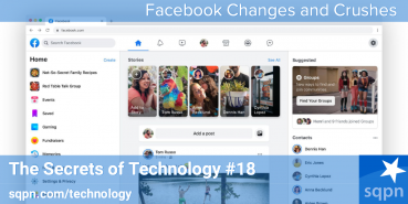 Facebook Changes and Crushes