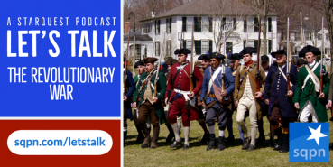 Let's Talk about the Revolutionary War