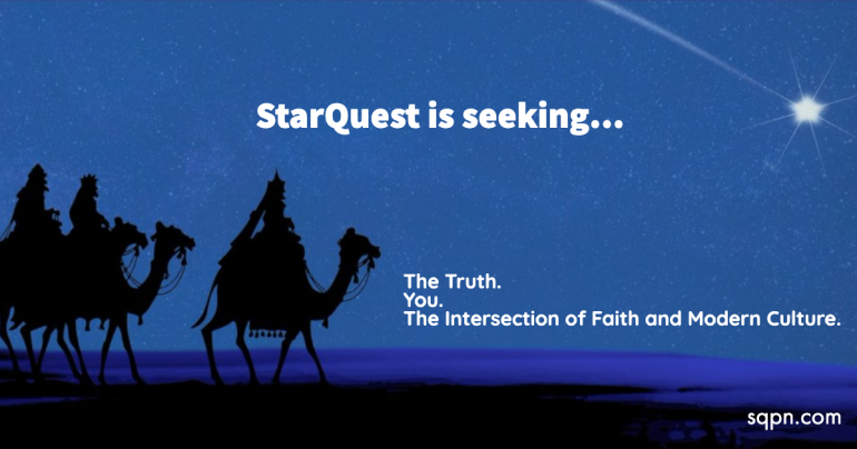 A Special Message from StarQuest's Dom Bettinelli