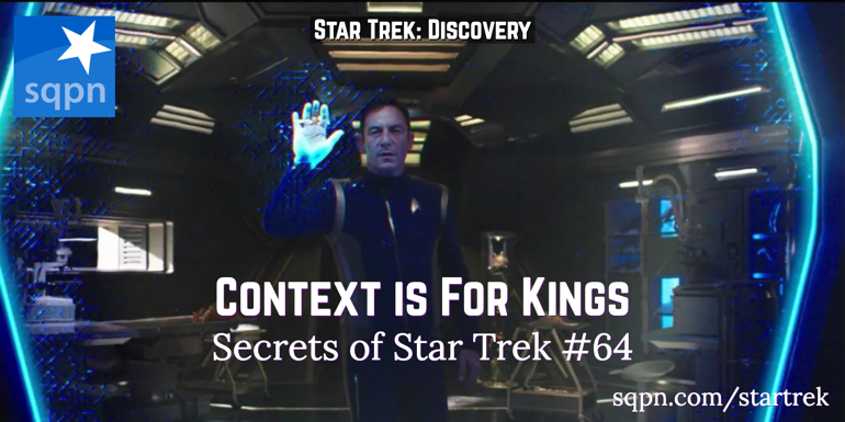 Context Is For Kings (Discovery)