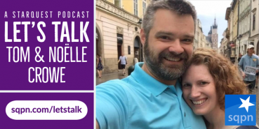 Let's Talk to Tom & Noëlle Crowe