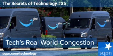 Tech's Real World Congestion