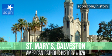 St. Mary's, Galveston
