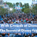 Dealing with Christmas Crowds at Disney Parks