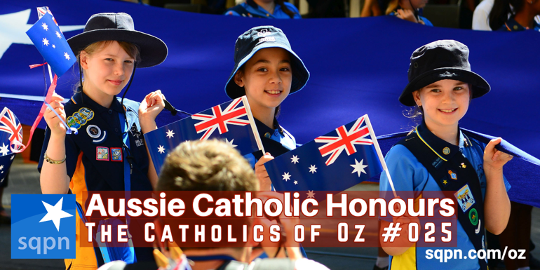 Aussie Day Catholic Honours