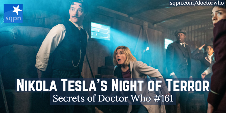 Nikola Tesla's Night of Terror