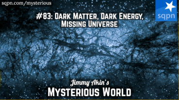 The Case of the Missing Universe (Dark Matter, Dark Energy)