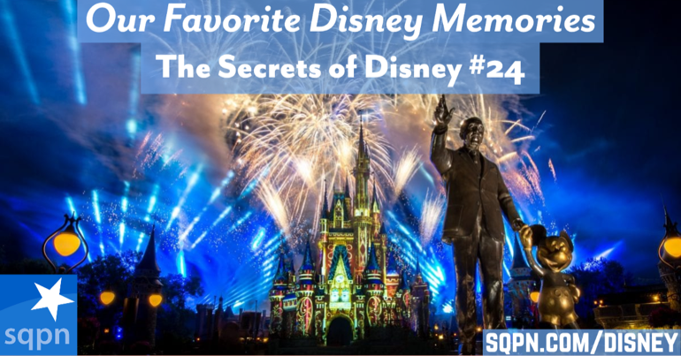 Our Favorite Disney Memories