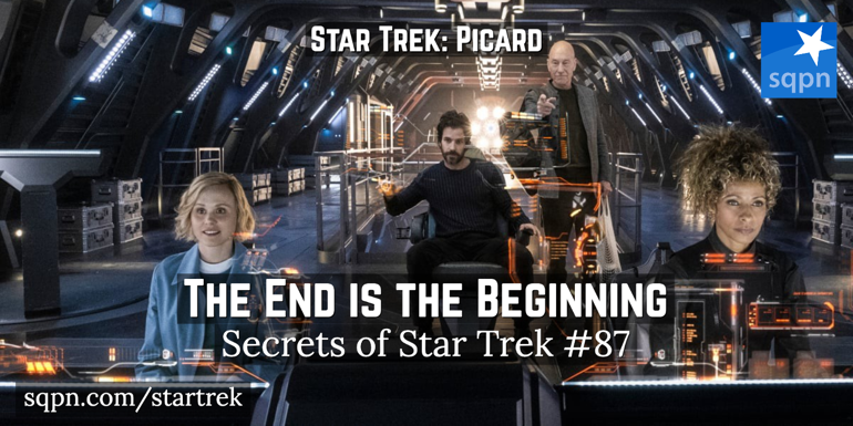 The End is the Beginning (Picard)