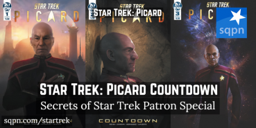 Star Trek: Picard Countdown