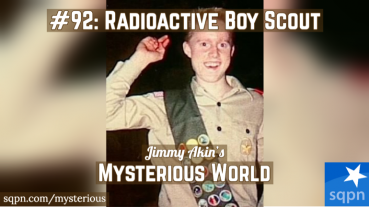 David Hahn, the Radioactive Boy Scout