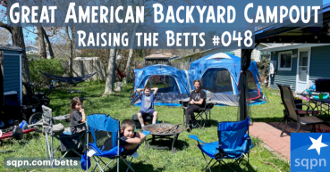 The Great American Backyard Campout