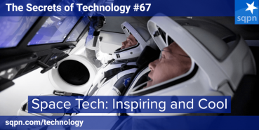Space Tech: Cool and Inspiring