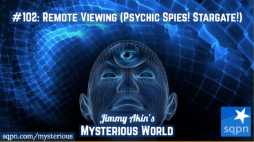 Remote Viewing (Psychic Spies! Stargate Program!)