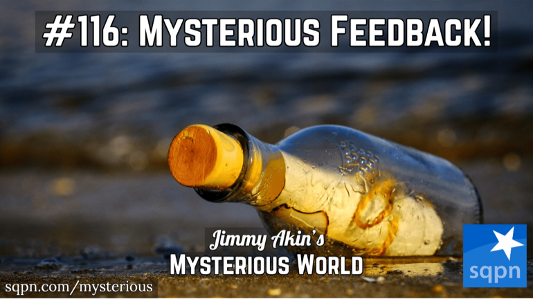 Mysterious Feedback Special