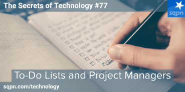 To-Do Lists and Project Managers