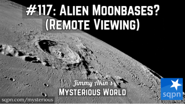 Remote Viewing Aliens on the Moon (Ingo Swann's Penetration)