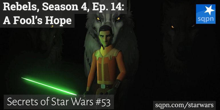 Star Wars Rebels: S4, Ep 14