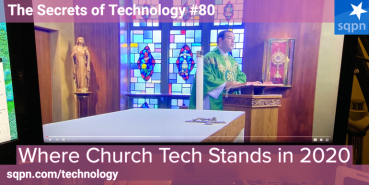 Where Church Tech Stands in 2020