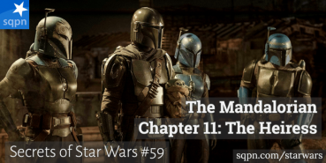 The Mandalorian, Ch. 11: The Heiress