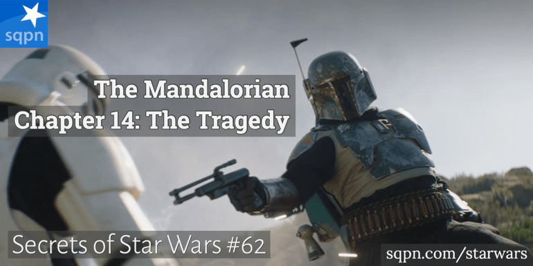 The Mandalorian, Ch 14: The Tragedy