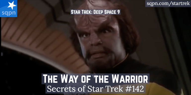 The Way of the Warrior (DS9)